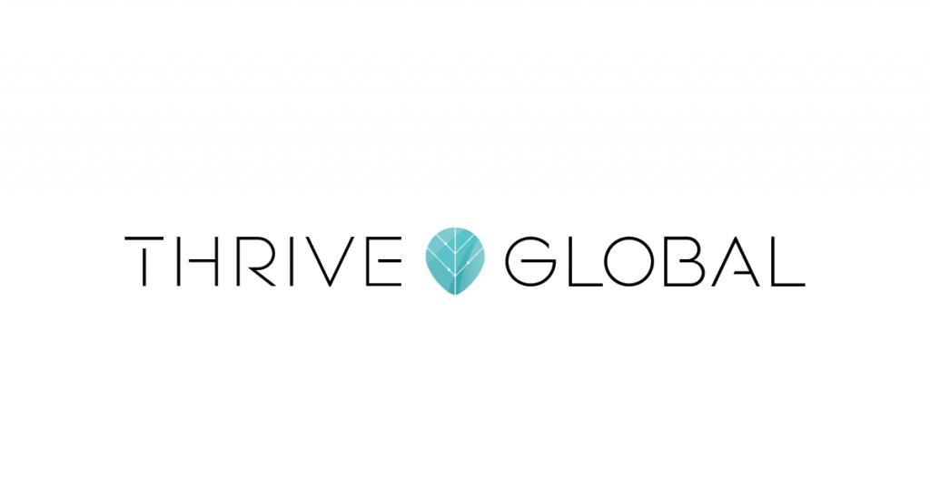 Thrive Global article - erumpere - Sarah Scheiber