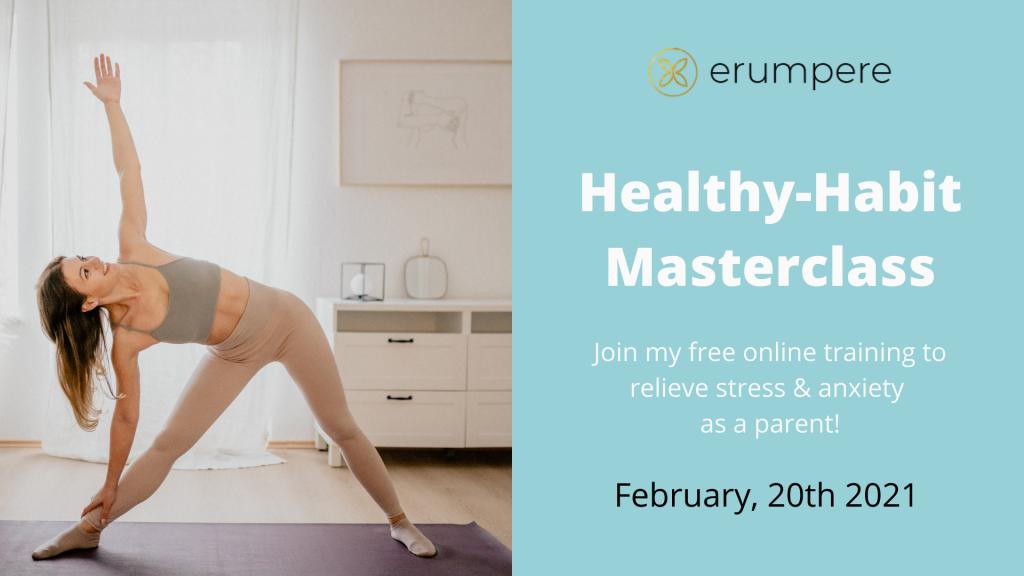 Free Healthy Habit Masterclass