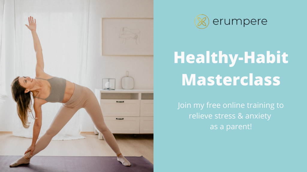 Healthy-habit masterclass